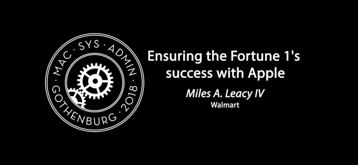 Ensuring The Fortune 1's Success With Apple